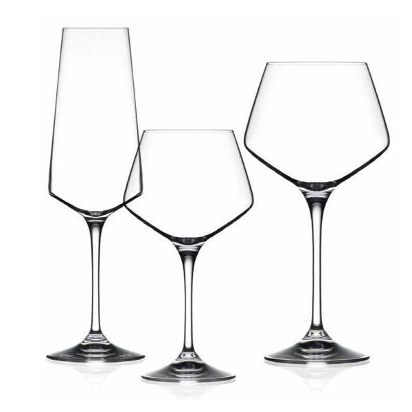 Calice aria 46 3 cl vini bianchi rcr conf 6 pezzi for Bohemia bicchieri