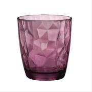 Bicchiere Diamond 30,5 cl rosa