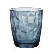 Bicchiere Diamond 30,5 cl blu