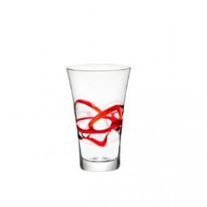 Bicchiere Acqua Ceralacca Rosso - 38cl