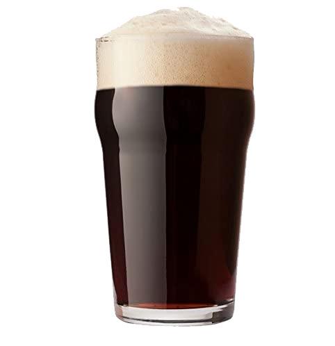 Bicchiere Nonic per Birra 56 cl pinta scura GMA serigrafia