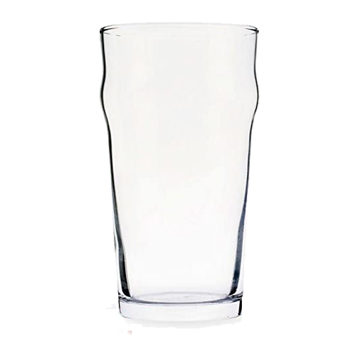 Bicchiere Nonic per Birra 56 cl pinta bionda GMA serigrafia