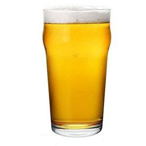 Bicchiere Nonic per Birra 56 cl pinta GMA serigrafia vetro