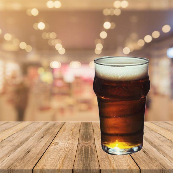 Bicchiere Nonic per Birra 56 cl pinta GMA personalizzazione vetro