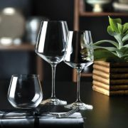 Calice Aria 46 cl Vini Bianchi RCR GMA serigrafia su calici