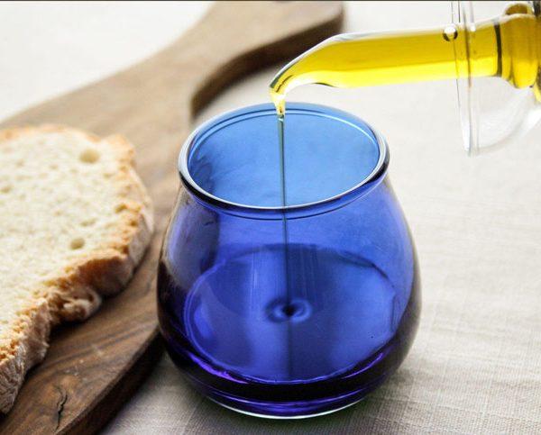 Bicchiere er Degustazione Olio, Assaggiaolio o Tastaolio GMA serigrafia