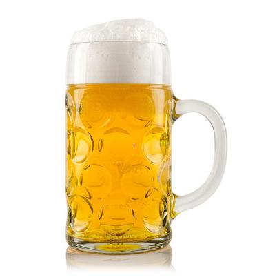 Boccale Birra Bayern 100 cl GMA serigrafia logo