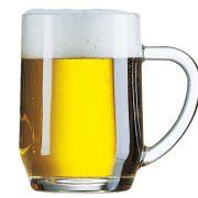 Bicchiere birra Haworth 56 cl Arcoroc GMA Serigrafia su vetro