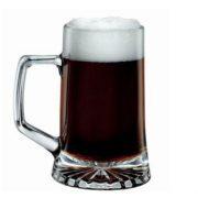 Boccale Birra 51 cl Stern Bormioli Rocco GMA serigrafia su vetro