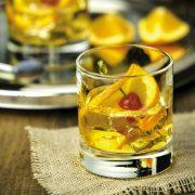 Bicchiere liquore Tocai 7 cl RCR gma serigrafia su vetro