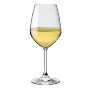 Calice Vino Bianco 42 cl Restaurant Bormioli Rocco GMA serigrafia su vetro VR