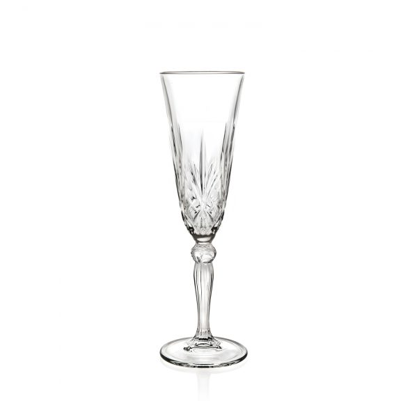 Calice Flute Melodia 16 cl vino – RCR – conf. 6 pezzi