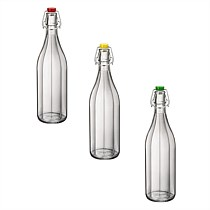 Bottiglia Oxford tappo colorato 1 l