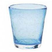 Bicchiere Acqua Bollicine Azzurro 25 cl