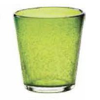 Bicchiere Acqua Bollicine Verde 25 cl