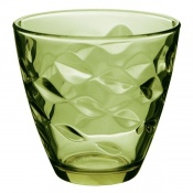 Bicchiere Flora 26 cl verde