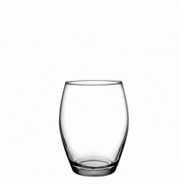 Bicchiere Montecarlo 39 cl Pasabahce acqua e bibite GMA personalizzazione vetro