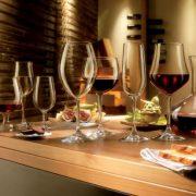 Calice Riserva Degustazione 20 cl con tacca certificata 10 cl Bormioli Rocco GMA serigrafia