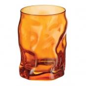 Bicchiere Acqua Sorgente Arancio