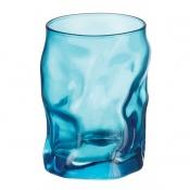 Bicchiere Acqua Sorgente Azzurro