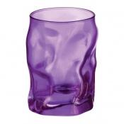 Bicchiere Acqua Sorgente Viola