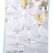 Calice 23 cl Ceremony Kwarx Arcoroc GMA serigrafia loghi su vetro