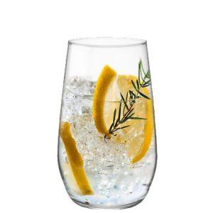 Bicchiere Long Drinks Electra 39 cl Bormioli Rocco GMA serigrafia vr