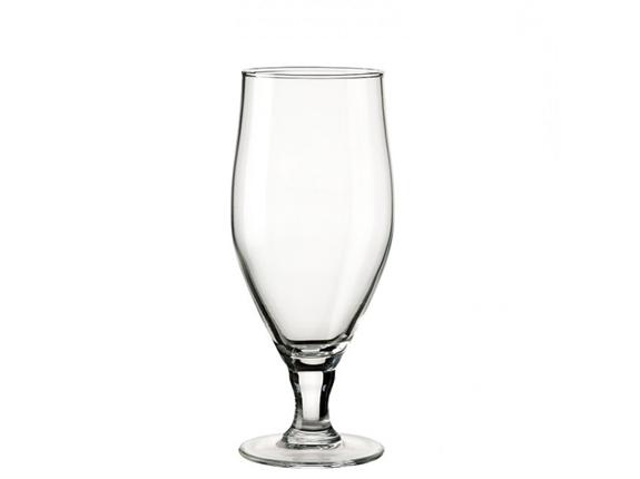 Bicchiere birra Cervoise 26 cl GMA serigrafia su vetro