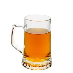 Boccale Birra 29 cl Stern Bormioli Rocco GMA serigrafia su vetro