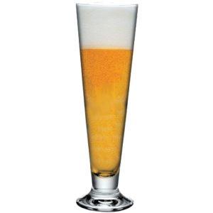 Bicchiere Birra Palladio 38,5 cl GMA serigrafia su vetro