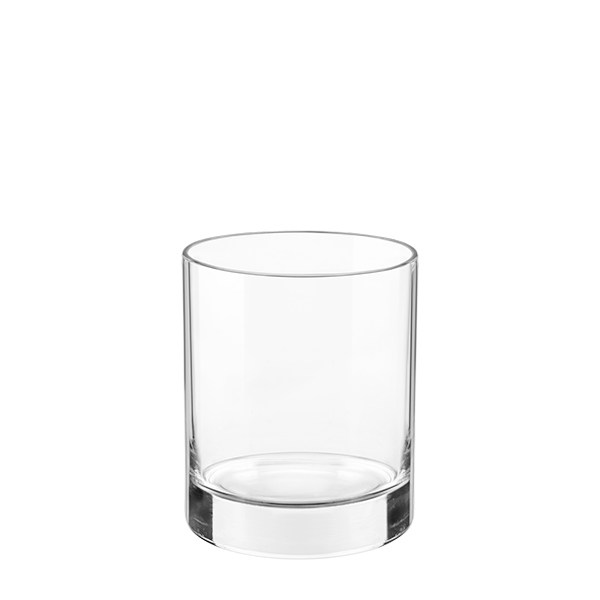 Bicchiere Cortina 20 cl Bormioli Rocco GMA serigrafia su vetro personalizzabile