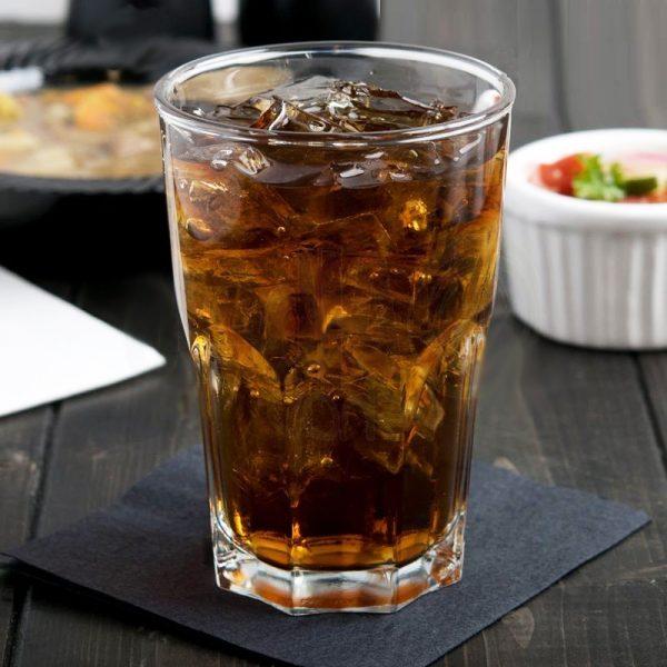 Bicchieri Granity 35 cl drink Arcoroc GMA serigrafia su vetro vr