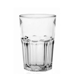 Bicchieri Granity 35 cl Arcoroc GMA serigrafia su vetro