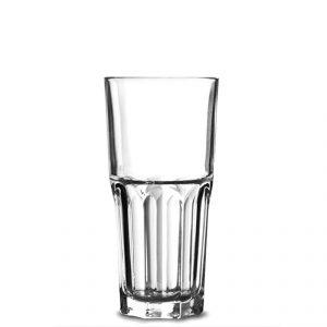 Bicchiere Granity 20 cl Succo Arcoroc GMA serigrafia logo su vetro