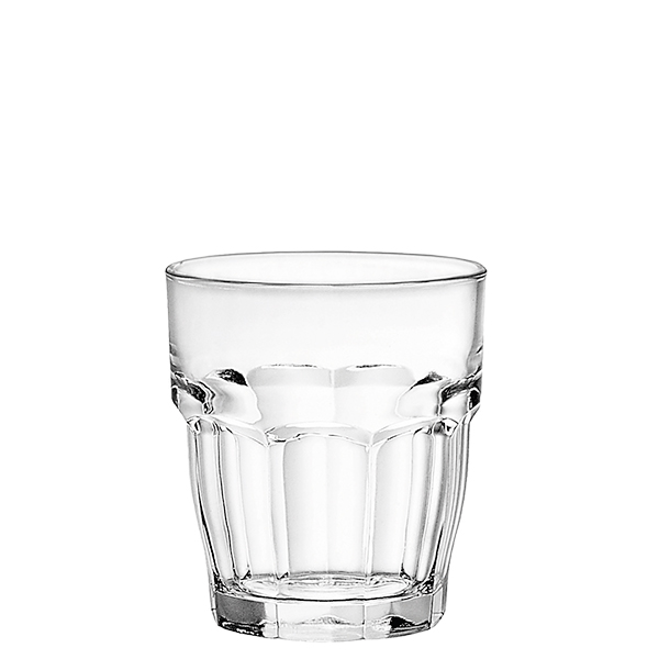 Bicchieri Rock Bar 20 cl Bormioli Rocco GMA Serigrafia su Vetro