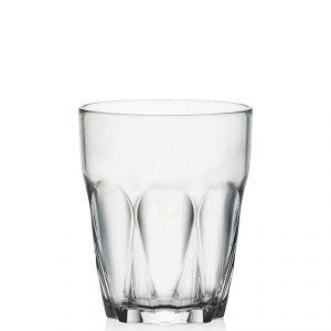 Bicchiere Perugia 26 cl per acqua GMA serigrafia su vetro