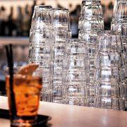 Bicchieri 20 cl Rock Bar Bormioli Rocco GMA Serigrafia su vetro personalizzazioni