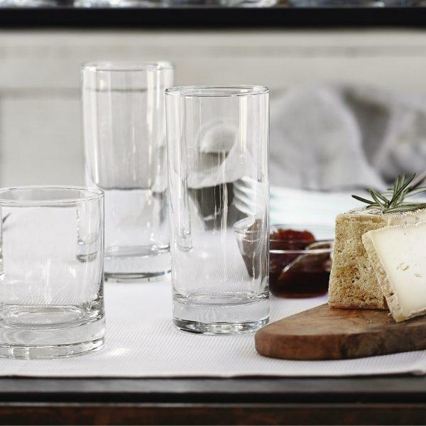 Bicchiere Cortina Cooler 40 cl Bormioli Rocco GMA serigrafia su vetro