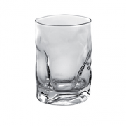 Bicchiere Acqua Sorgente Trasparente