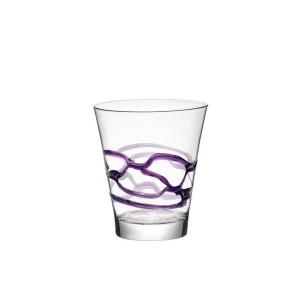 Bicchiere Acqua Ceralacca Viola - 38,5 cl