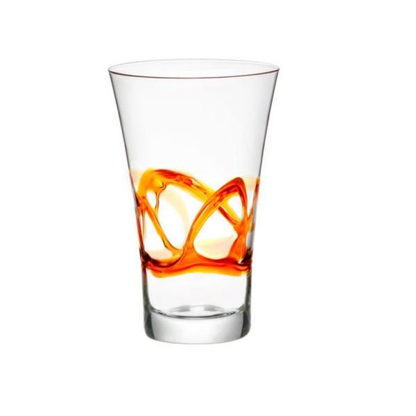 Bicchiere Acqua Ceralacca Arancio – 38cl