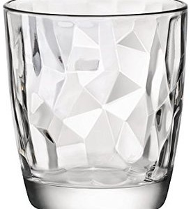 Bicchiere Diamond 39 cl trasparente