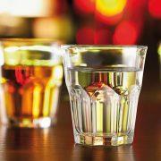 Bicchieri Granity 20 cl acqua Arcoroc GMA serigrafia