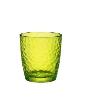Bicchiere Acqua Palatina Verde 32 cl GMA serigrafia su vetro