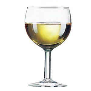 Calice Ballon 12 cl per vino bianco GMA serigrafia vetro