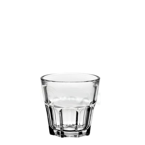 Bicchiere amaro Granity 4 cl vetro temperato per acqua e bibite Arcoroc GMA personalizzazione vetro