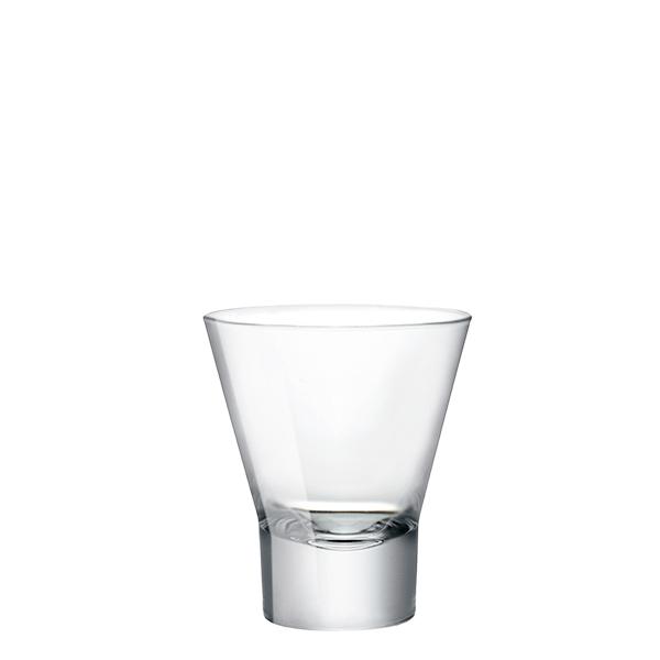 Bicchiere Aperitivo 25 cl Ypsilon Bormioli Rocco GMA logo su vetro
