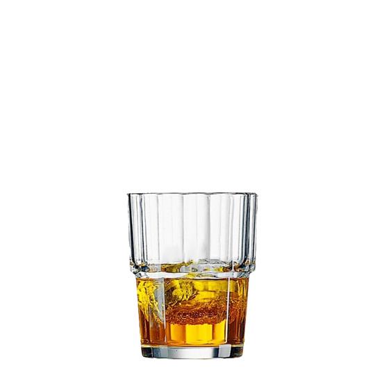 Bicchiere Norvege 25 cl GMA serigrafia su vetro