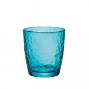 Bicchiere Acqua Palatina Azzurro
