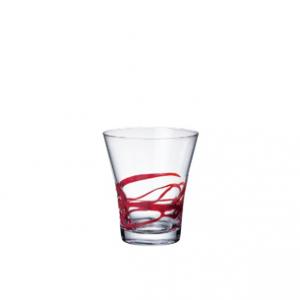 Bicchiere Acqua Ceralacca Rosso - 38,5 cl
